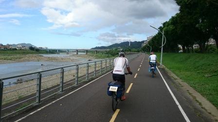 台北-大漢溪自行車道