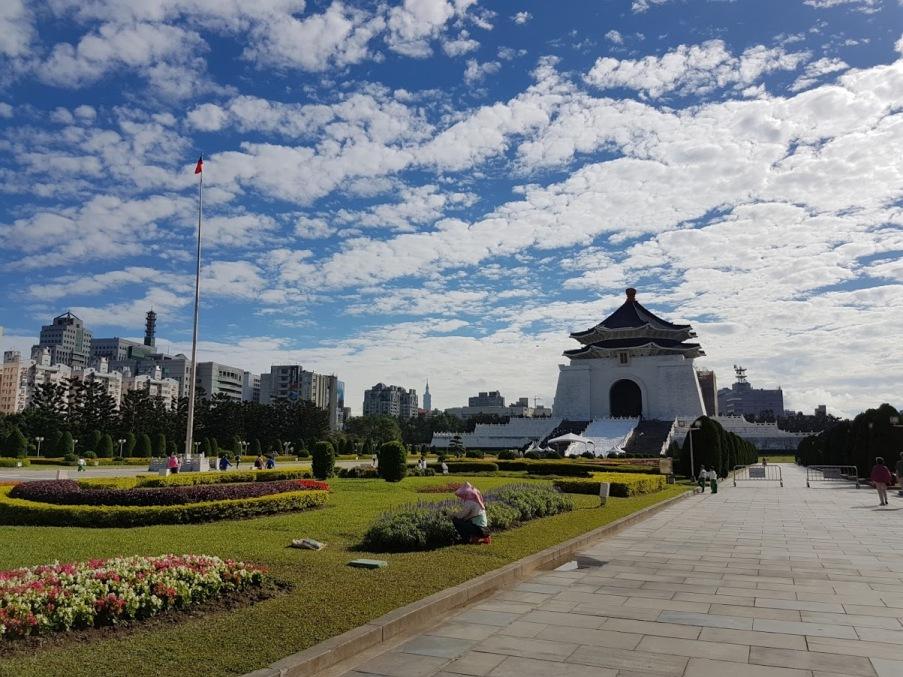 台北市-中正紀念堂
