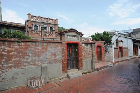 彰化-鹿港老街